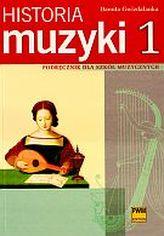 Historia muzyki 1