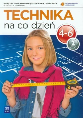 jak to działa 4 6 podręcznik z ćwiczeniami szkoła podstawowa