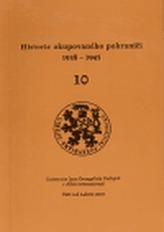 Historie okupovaného pohraničí 10 (1938 - 1945)