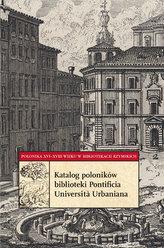 Katalog poloników biblioteki Pontificia Universita Urbaniana