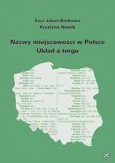 Nazwy miejscowości w Polsce Układ a tergo