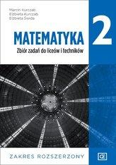 Nowe matematyka zbiór zadań dla klasy 2 liceów i techników zakres rozszerzony MAZR2