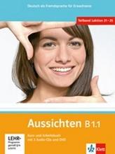 Aussichten B1.1 Kurs-Arbeitsbuch