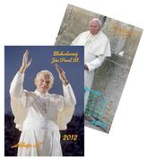 Blahoslavený Ján Pavol II. 2012 Nebojte sa - nástenný kalendár