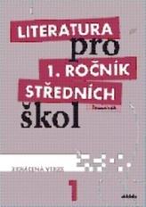 Literatura pro 1.ročník SŠ - Pracovní sešit