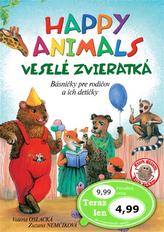 Happy Animals Veselé zvieratká