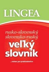 Veľký slovník rusko-slovenský slovensko-ruský