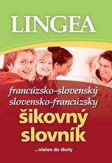 Francúzsko-slovenský slovensko-francúzsky šikovný slovník