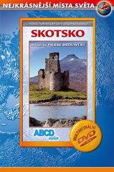 Skotsko - Nejkrásnější místa světa - DVD - 2. vydání