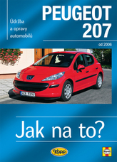 Peugeot 207 od 2006 - Jak na to? č. 115