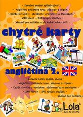 Chytré karty - Angličtina slovíčka 2