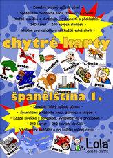 Chytré karty - Španělština slovíčka 1