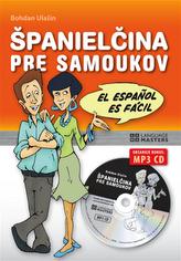 Španielčina pre samoukov + CD
