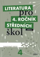 Literatura pro 4. ročník SŠ - učebnice (zkrácená verze)