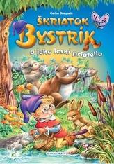 Škriatok Bystrík a jeho lesní priatelia