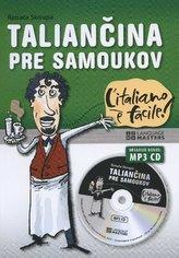 Taliančina pre samoukov + CD