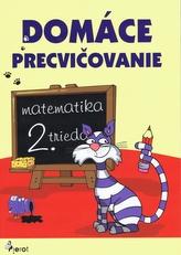 Domáce precvičovanie matematika 2. trieda