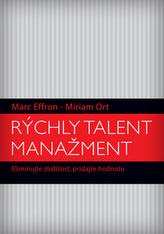 Rýchly talent manažment