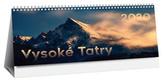 Vysoké Tatry 2013 - stolový kalendár