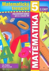 Matematický trenažér 5 - 2. časť