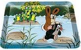 Dekorační tácek s motivy Krtka - Zajíc