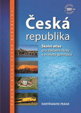 Česká republika Školní atlas