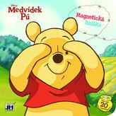 Medvídek Pů - Magnetická knížka