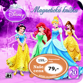 Princezny 3 - Magnetická knížka
