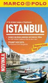 Istanbul - Průvodce se skládací mapou