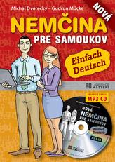 Nová nemčina pre samoukov + CD