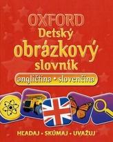 Oxford Detský obrázkový slovník