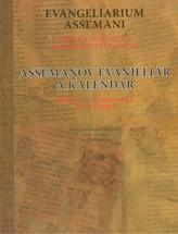 Assemanov evanjeliár a kalendár Evangeliarium Assemani
