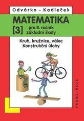 Matematika pro 8 ročník ZŠ,3.díl