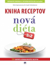 Kniha receptov Nová diéta 5:2