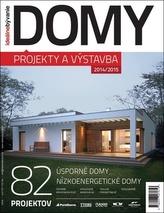 Domy Projekty a výstavba 2014/2015