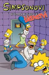 Simpsonovi - Komiksové šílenství
