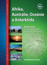 Afrika, Austrálie, Oceánie a Antarktida
