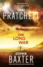 The Long War - Long Earth 2 (anglicky)