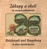 Zákupy a okolí na starých pohlednicích