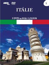 Itálie - 5 DVD