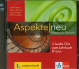 Aspekte neu B1+ – CD z. Lehrbuch