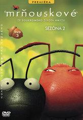 Mrňouskové 3. - DVD