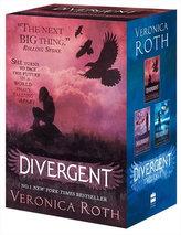 Divergent Trilogy Boxed set (Books 1-3)
