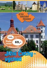 Jižní Čechy - východ Ottův turistický průvodce