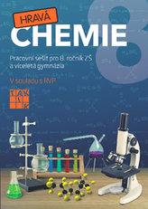 Hravá chemie 8 - PS pro 8. ročník ZŠ a víceletá gymnázia