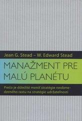Manažment pre malú planétu