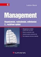 Management - Organizování, rozhodování, ovlivňování