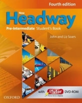 New Headway Fourth Edition Pre-intermediate Student´s Book with iTutor DVD-ROM
