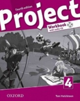 Project Fourth Edition 4 Workbook with Audio CD (International English Version)