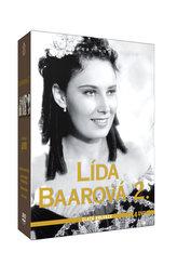 Lída Baarová 2. - Zlatá kolekce - 4DVD